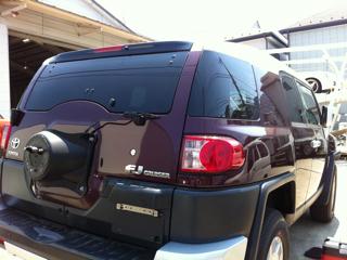 川崎市中原区のカギトラブル,トヨタ車インロックの鍵開けしました。